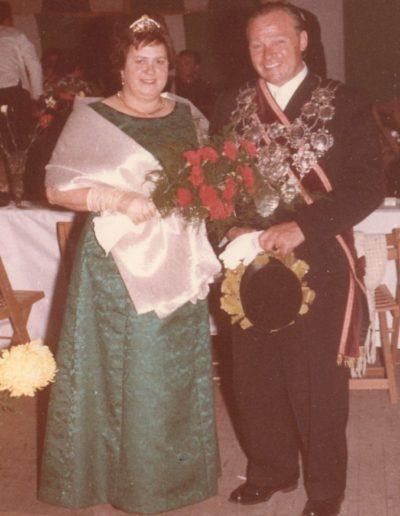 1967 – Hans I. (Brand) und Königin Maria