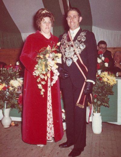 1972 – Josef VII. (Berg) und Königin Elisabeth