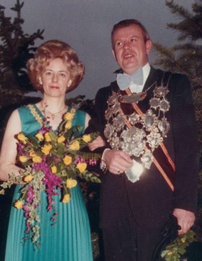 1978 – Josef VIII. (Hinzen) und Königin Antonia