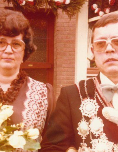 1979 – Paul III. (Deckers) und Königin Helene