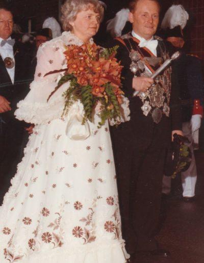 1983 – Ludwig III. (Kreuels) und Königin Alice