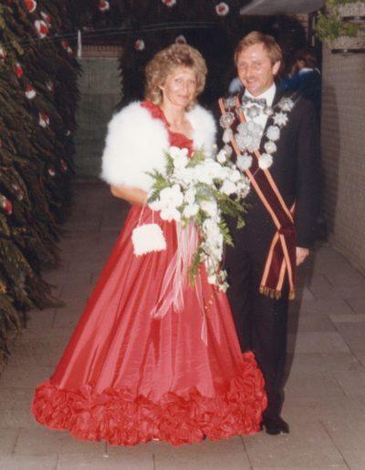 1986 – Johannes I. (Odenthal) und Königin Kläre