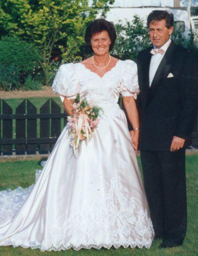 1992 – Hans II. (Schumacher) und Königin Gerda