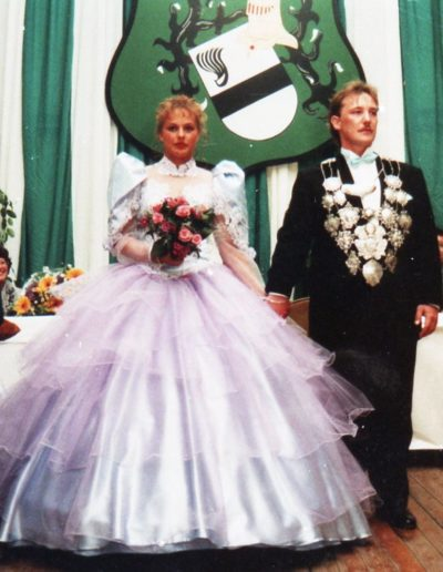 1994 – Gene I. (Countryman) und Königin Nicole