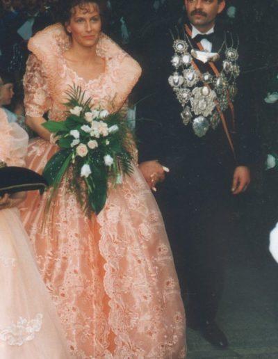1995 – Hans III. (Jansen) und Königin Ute