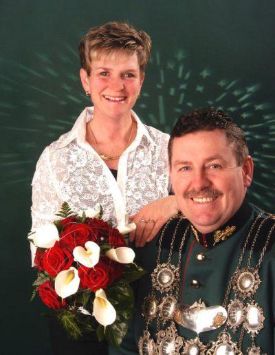 2006 – Uwe I. (Hintzen) und Königin Alexandra
