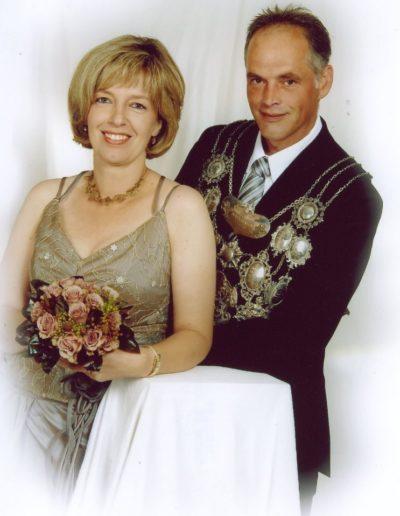 2010 – Michael I. (Pallemanns) und Königin Dagmar