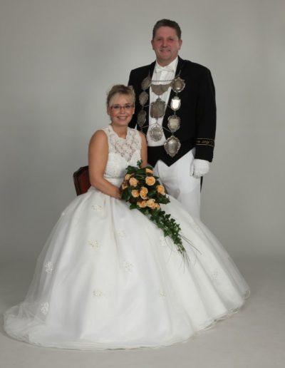 2014 – Peter XII. (Klüners) und Königin Alexa