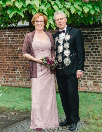 2018 – Karl I. (Zars) und Königin Marlene
