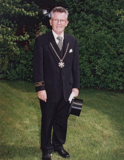 Präsident 2000 - 2012 Johannes Kreuels